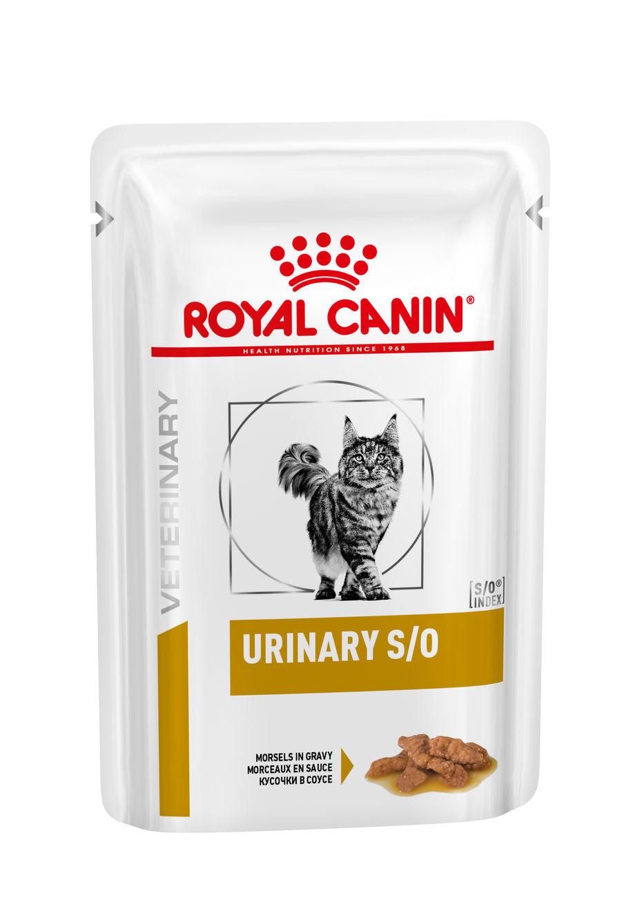 Wet Urinary 85 g. gravy feline
