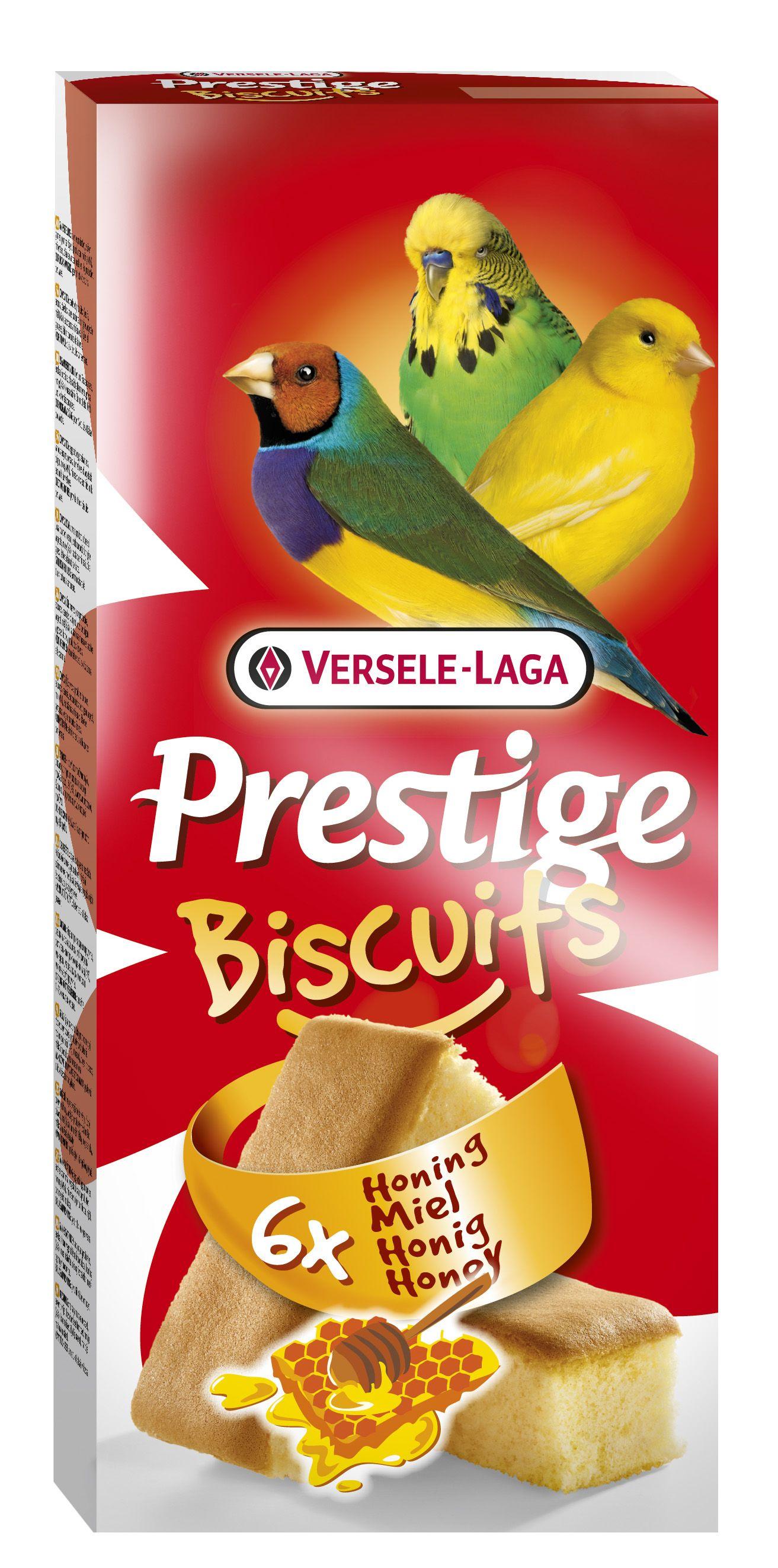 Biscuits pájaros miel PREMIUM  6u.