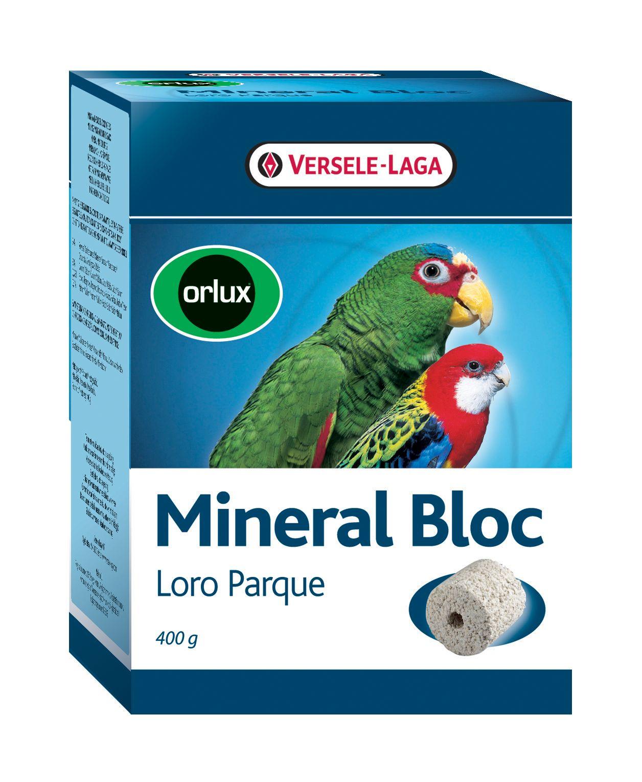 Mineral bloc loro parque 400g