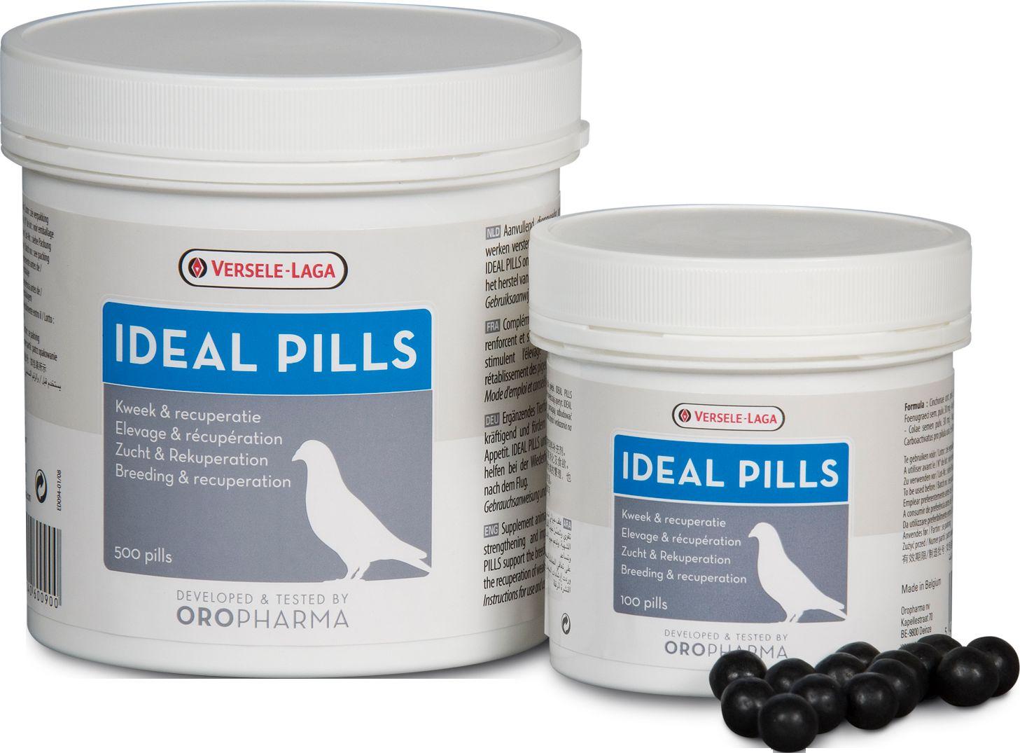 Ideal pills -nueva formula-  500p.