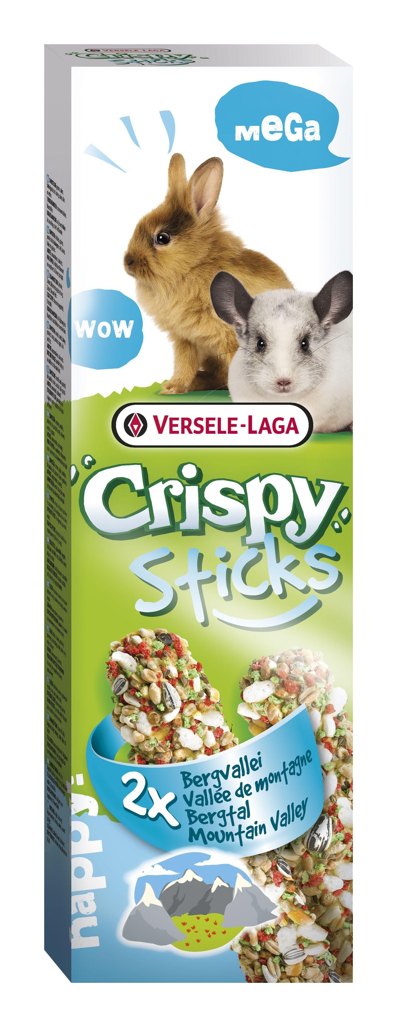 Stick Crispy Hierba de Montaña  (Conejo/Chinchilla