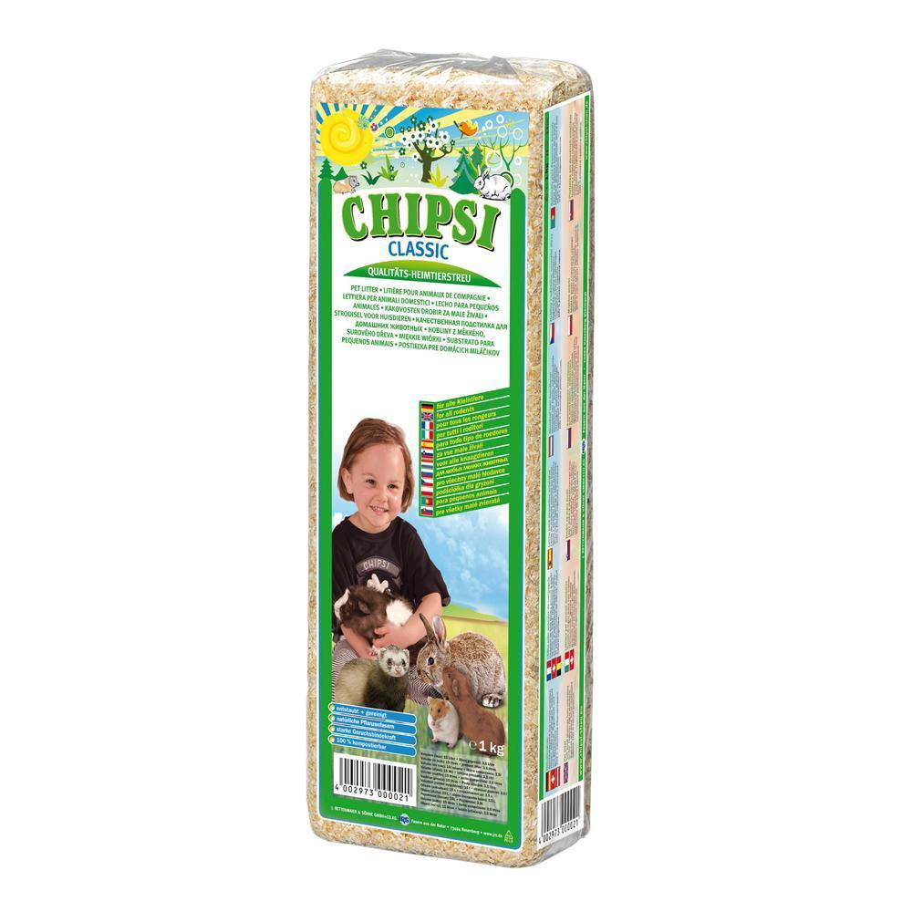 CHIPSI CLASSIC 15 LTS. (10 ut x pack)