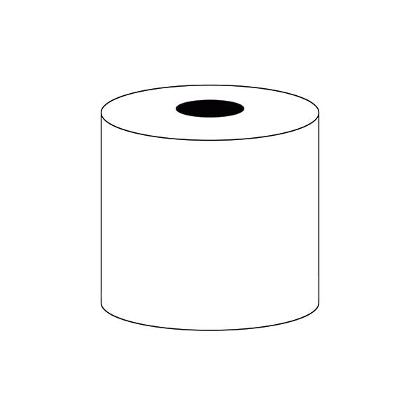Rollo papel Offset para registradora 57x65 (10u)