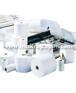 Rollo paper Offset autocopiativo 57x65mm