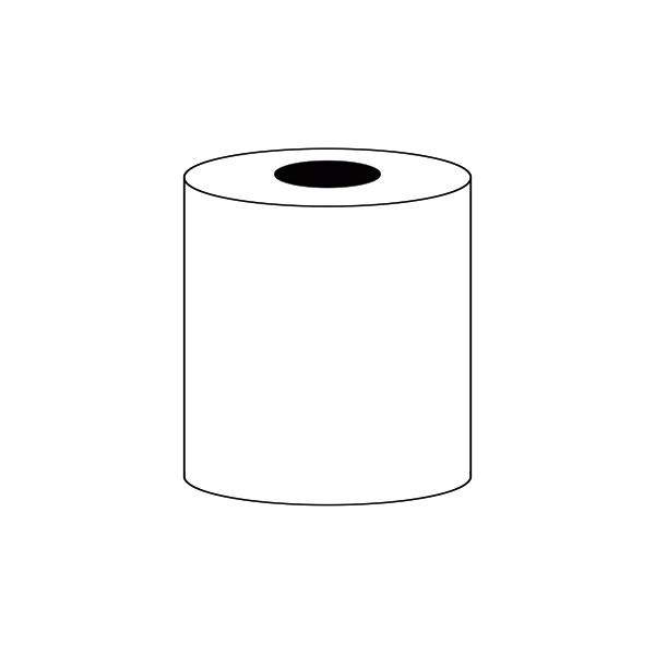 Rollo papel térmico calculadora y registradora 57x55 (10u)