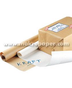 Papel de embalaje Sadipal Kraft 1x3m 80g. Blanco