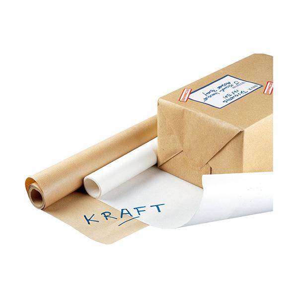Papel de embalaje Sadipal Kraft 1x3m 70g. Marrón