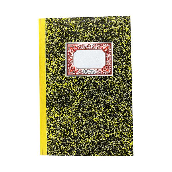 Libro cartoné Cuentas corrientes Fº Natural (100h.)