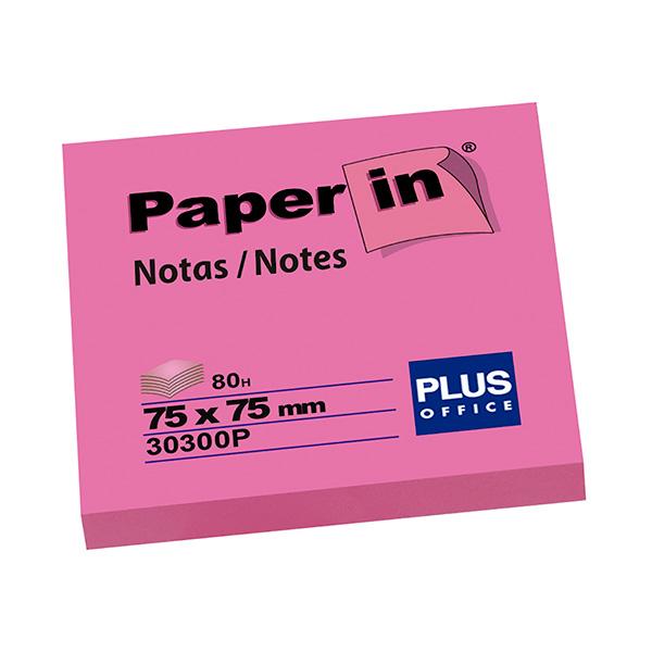Blocs notas Paper in neón Rosa flúor