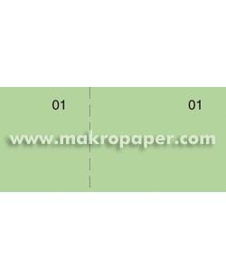 Talonarios Caja Makro Paper T-29 Verde (100h.)