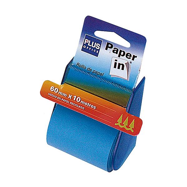 Rollo notas reposicionables Paper in Azul 60mmx10m