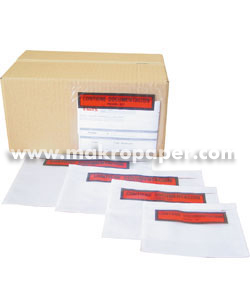 Paquete 100 sobres portadocumentos 228x120