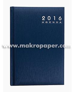 Agenda Makro Paper día página azul