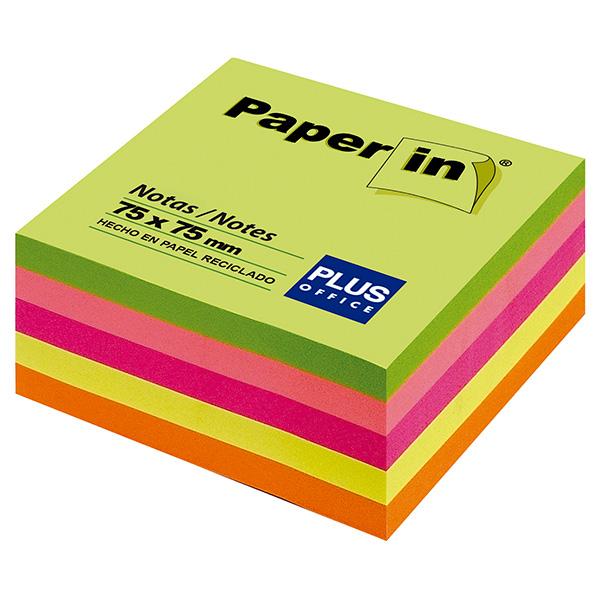 Blocs notas Paper in colores neón 300h
