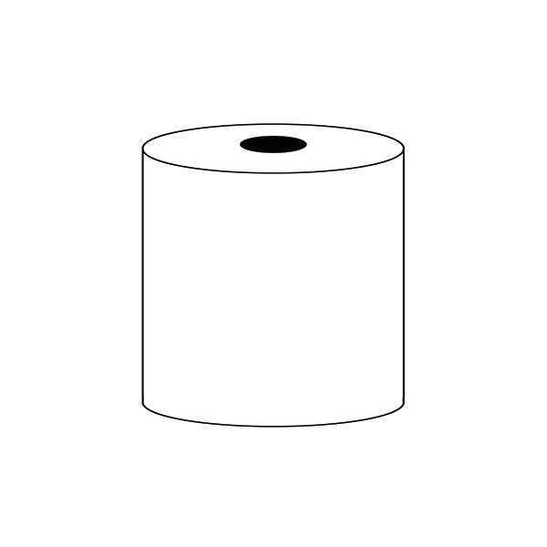 Rollo papel térmico 80x80 (8u)