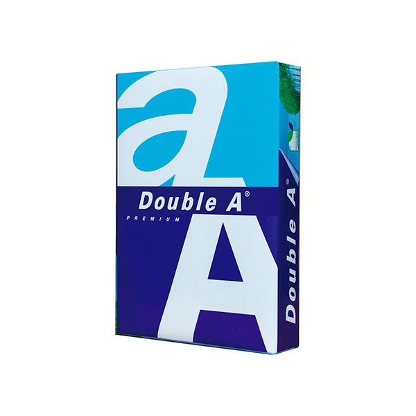Papel A4 Double A 500h 80gr Premium