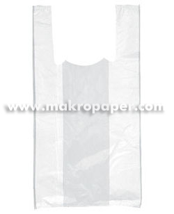Bolsa plástico asas 60x70 paq.50 uds