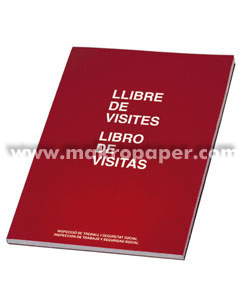 Libros de visitas Castellano/Catalán