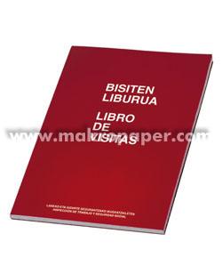 Libros de visitas Castellano/Euskera