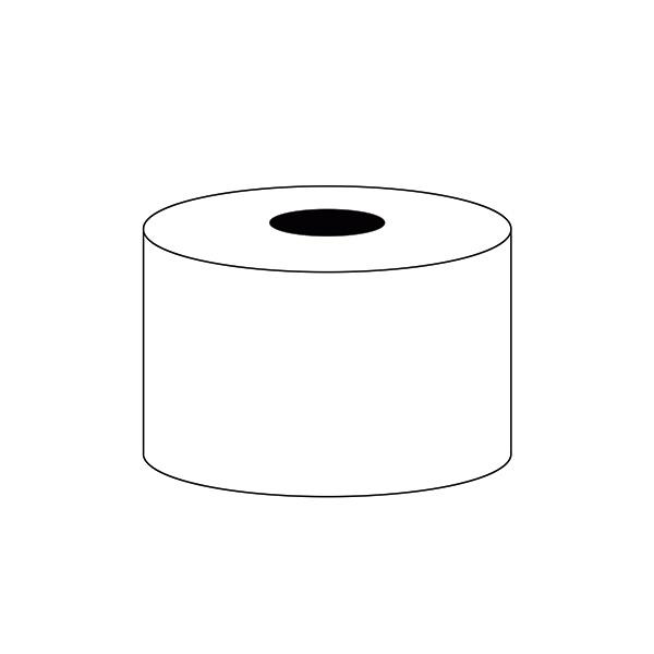Rollo papel Offset para calculadora y registradora 44x70