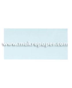 Sobre Makro 110x220 paq.25 Azul Pastel 80gr