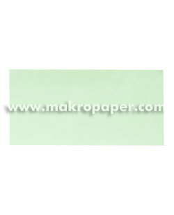 Sobre Makro 110x220 paq.25 Verde Medio 80gr