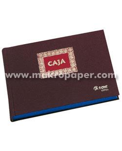 Libros de contabilidad y registro Caja 4º Apaisado (100h.)