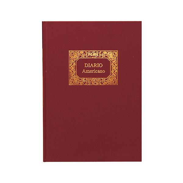 Libros de contabilidad y registro Diario americano Fº Natural (100h.)
