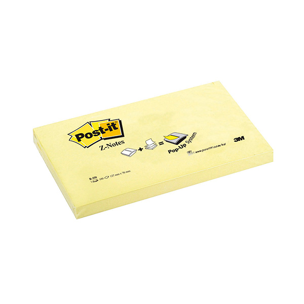 Blocs notas Post-it Z-notes 76x127