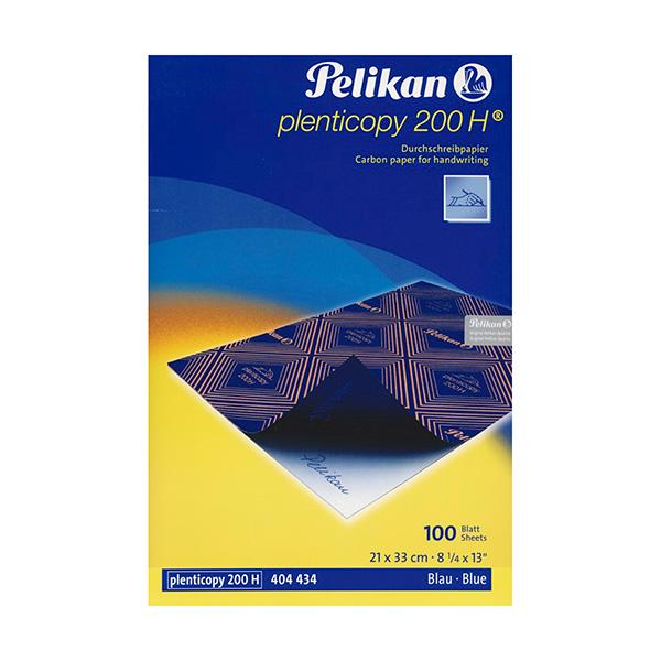 Papel carbón Pelikan Handifilm Azul A4 100h