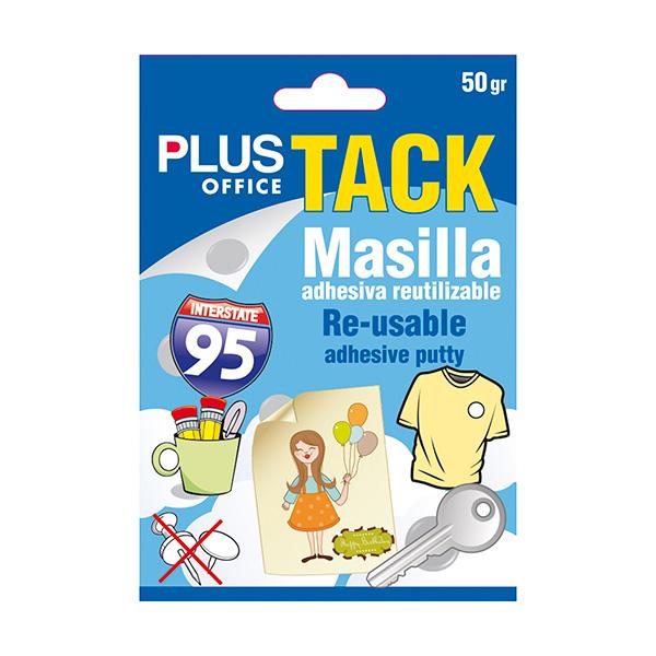 Masilla Adhesiva Tack Plus Office