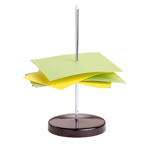 Pincha papeles Makro Paper varilla metálica 20cm.