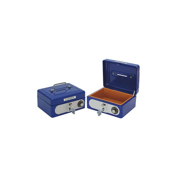 Caja de caudales con combinación