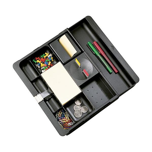 Organizador de cajón 3M C71 Negro