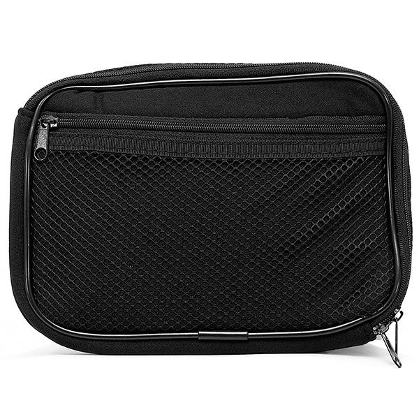 Bolsa portadocumentos Makro Paper negra 185x130 mm