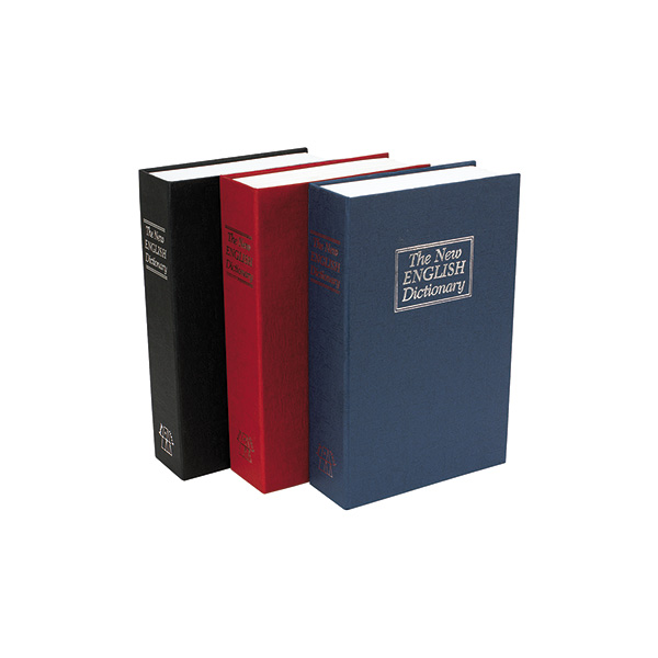 Caja de caudales libro pequeño