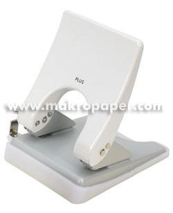 Perforador de sobremesa Plus PU-830A Blanco