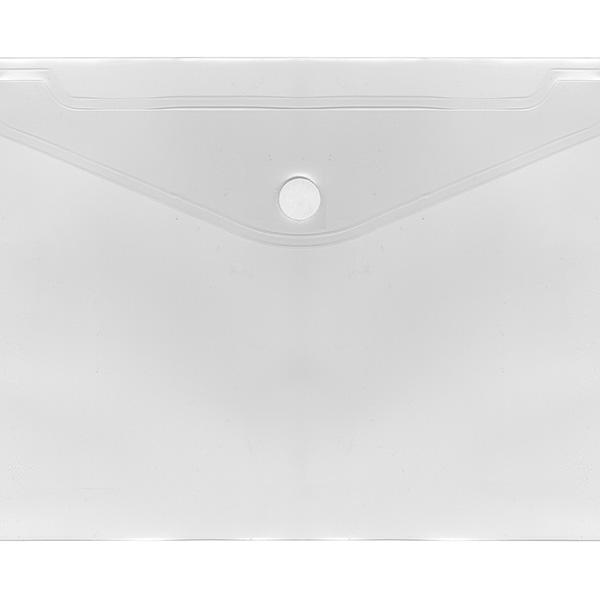 Dossier Plus Office con velcro A4 PLUS 2030 Transparente