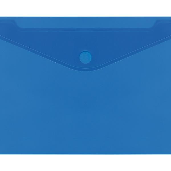 Dossier Plus Office con velcro A4 PLUS 2030 Azul