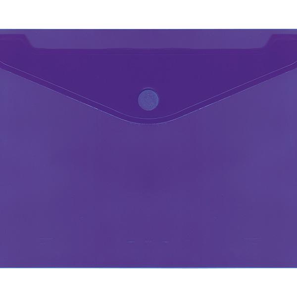 Dossier Plus Office con velcro A4 PLUS 2030 Violeta