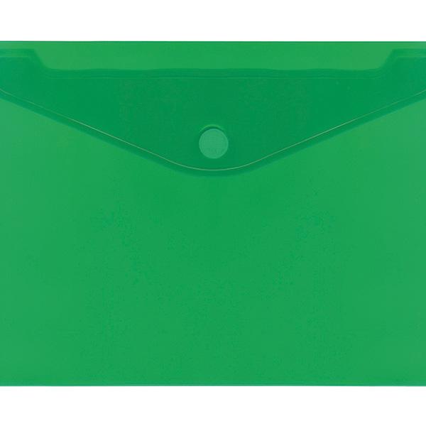 Dossier Plus Office con velcro A4 PLUS 2030 Verde