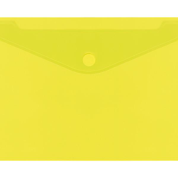 Dossier Plus Office con velcro A4 PLUS 2030 Amarillo