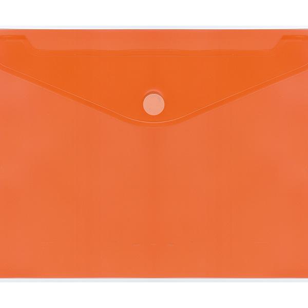 Dossier Plus Office con velcro A4 PLUS 2030 Naranja