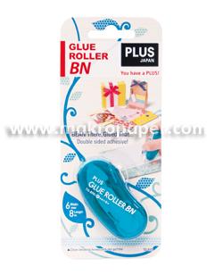 Pegamento en cinta Plus Norino Beans azul
