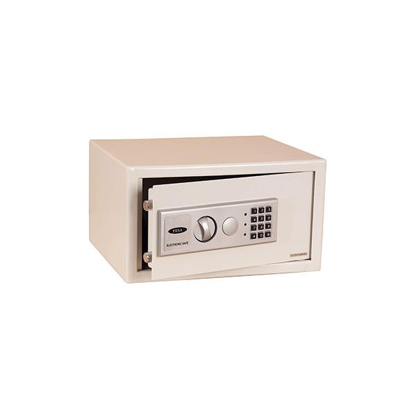 Caja fuerte con código 230x406x330 mm