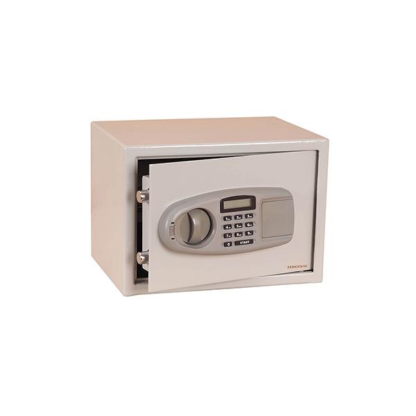 Caja fuerte con código 250x350x250 mm