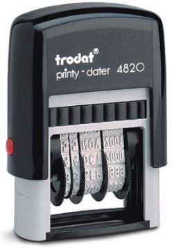 Fechador Printy Trodat automático 4 mm