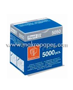 Grapas Rapid Cassette para grapadora Rapid 5050E (2 x 1500 unid)