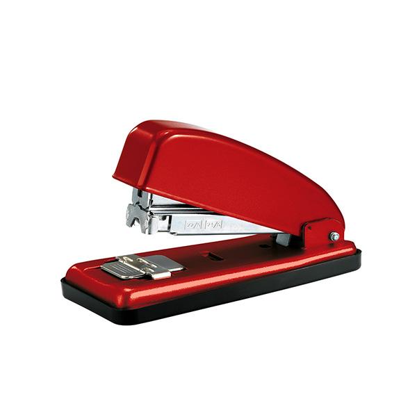 Grapadora de sobremesa 226 Petrus roja