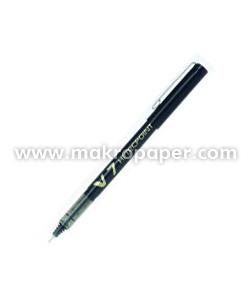 Bolígrafo Pilot V7 tinta líquida Negro